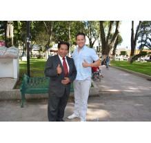 Entrevista con Alfredo Torres Cuautle