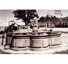 Nuestra Cholula antigua en 1957 fragmento de la pelicula