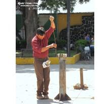 Vida cotidiana en San Pedro Cholula