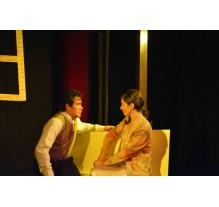 Entrevista a la obra de teatro