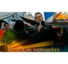 Recorrido por la Feria de San Pedro Cholula 2014