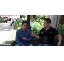 Segunda parte de la entrevista con el Alcalde de Cholula