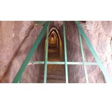 Recorrido por el túnel de la gran pirámide de Cholula