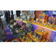 Recorrido por nuestras ofrendas 2015 - San Pedro Cholula