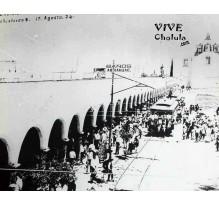 Una mirada al pasado de Cholula