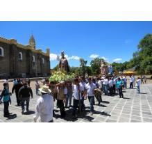 Tlahuanca 2015, San Pedro Cholula