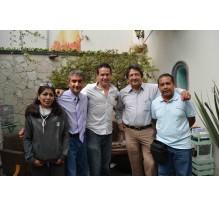 Entrevista a Susano Toxqui G. Presidente de pro Cholula A.C
