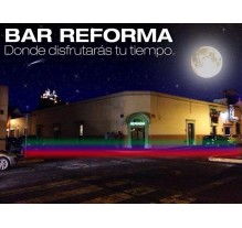 Entrevista Bar Reforma