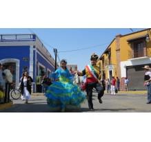 Presentación del Carnaval de Cholula 2015