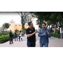 Entrevista con el Alcalde José Juan Espinosa Torres