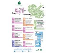 Programa de Abril 2016 Jardín Etnobotánico Francisco Peláez
