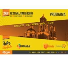 Festival vaniloquio 2015