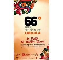 Programa de Feria Cholula 2016