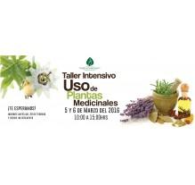 Taller Intensivo de Plantas Medicinales