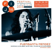 Festival internacional de Jazz & World music 2015