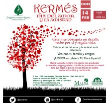 Programa de Febrero Jardín Etnobotánico Francisco Peláez